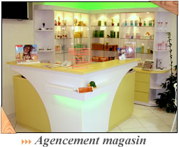 agencement magasin nord